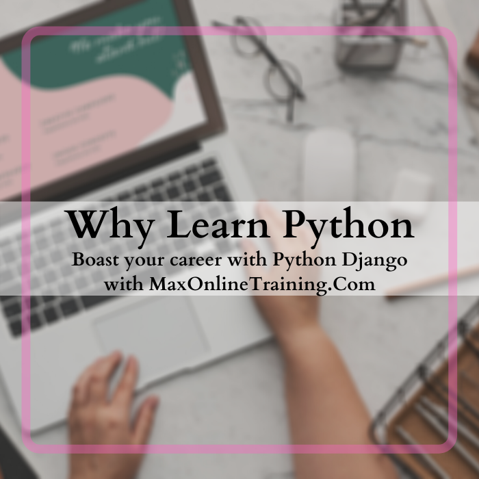 Python online training by max online training